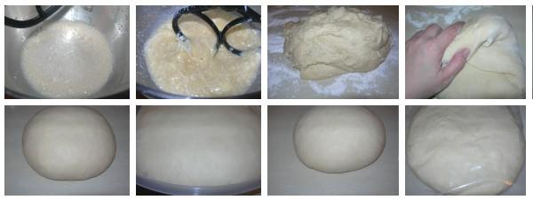 impasto croissants