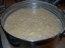 la preparazione della pastiera di grano