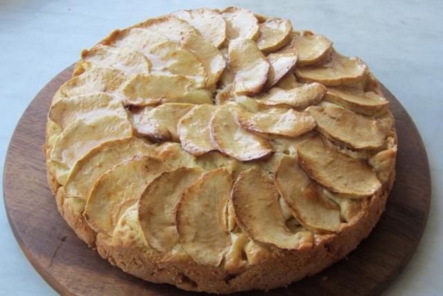 Torta di mele morbida di Giovanni PIna