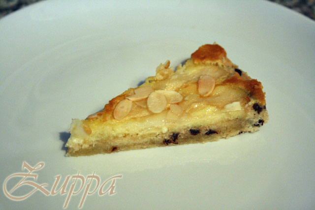 Foto 937 tarte de amandine aux poires fetta