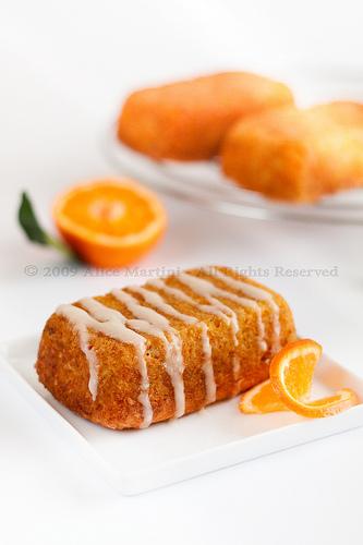 Tortine alle carote e mandorle