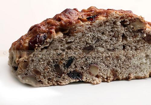 La ricetta del pan coi santi