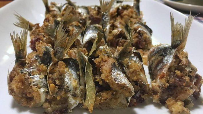 ricetta delle sarde a beccafico