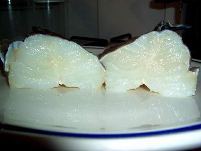 Baccalà con peperoni e patate