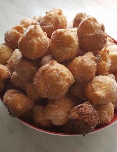 ricetta delle Frittelle dolci