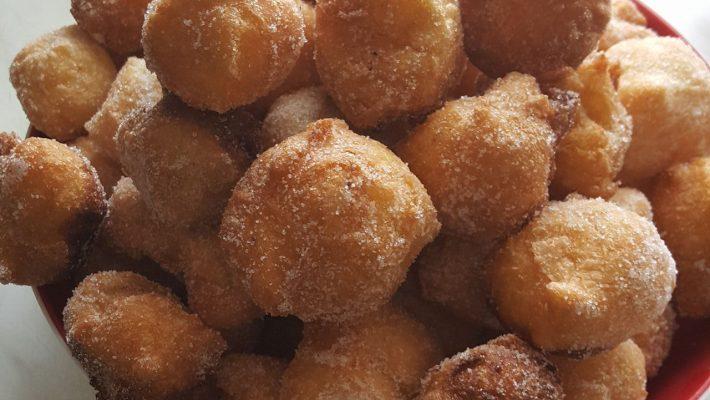 La ricetta delle Frittelle dolci delicatissime di Dony