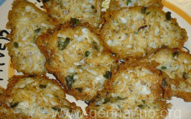 Frittelle di bianchetti (o novellame, o neonata)