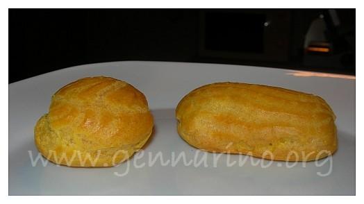 Pasta bigné di Santin