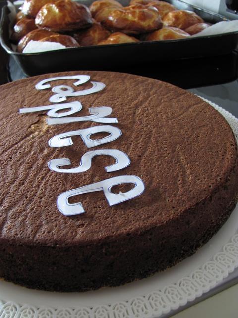 ricetta della Torta Caprese