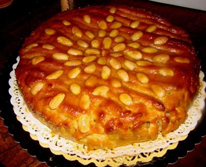 ricetta torta delizia