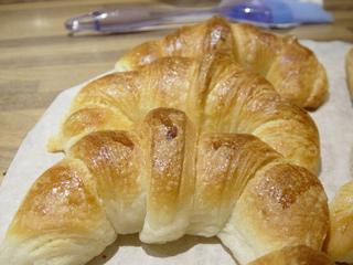 ricetta croissant senza uovo