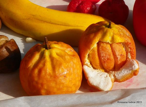 frutta martorana, fruttini di marzapane
