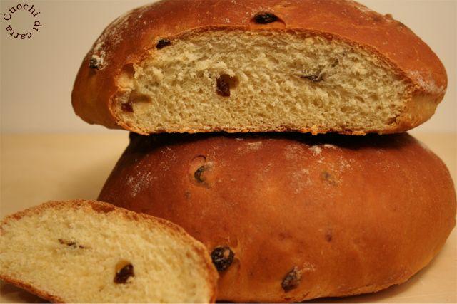 pan dolce cogne, Mecoulen