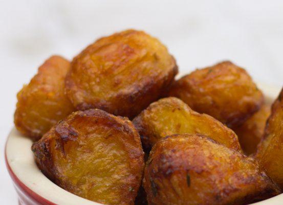 Le patate al forno secondo Heston Blumenthal