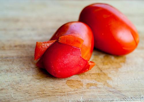 Concassé di pomodoro