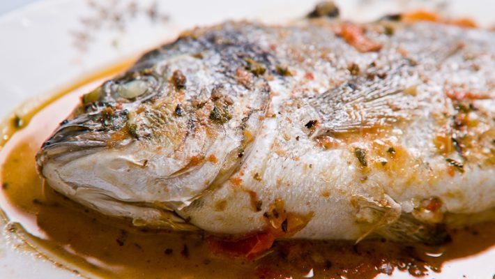 ricetta del pesce all'acqua pazza