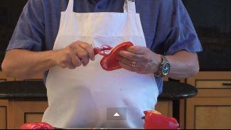 Come pelare i peperoni