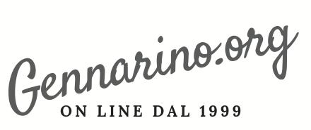 Gennarino.org, on line dal 1999