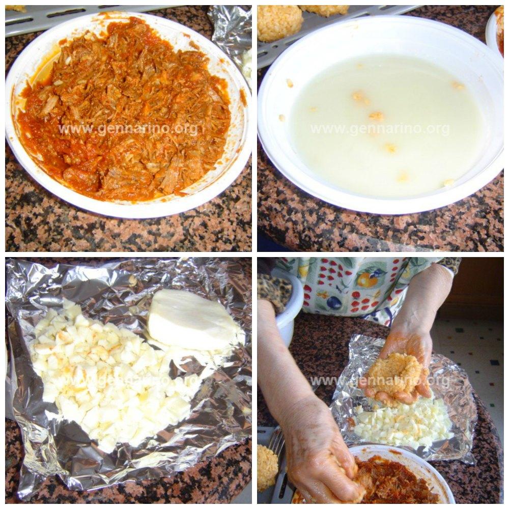 arancine siciliane la ricetta