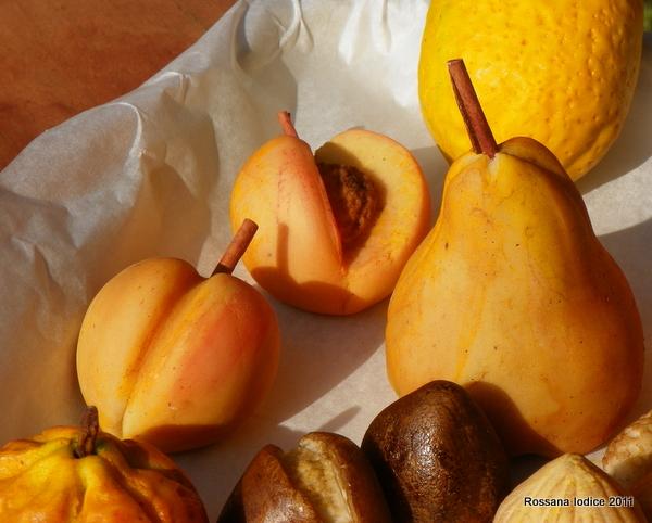 Ricetta frutta martorana