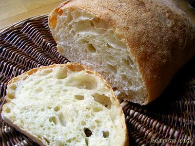 Pane senza impasto di Hamelman