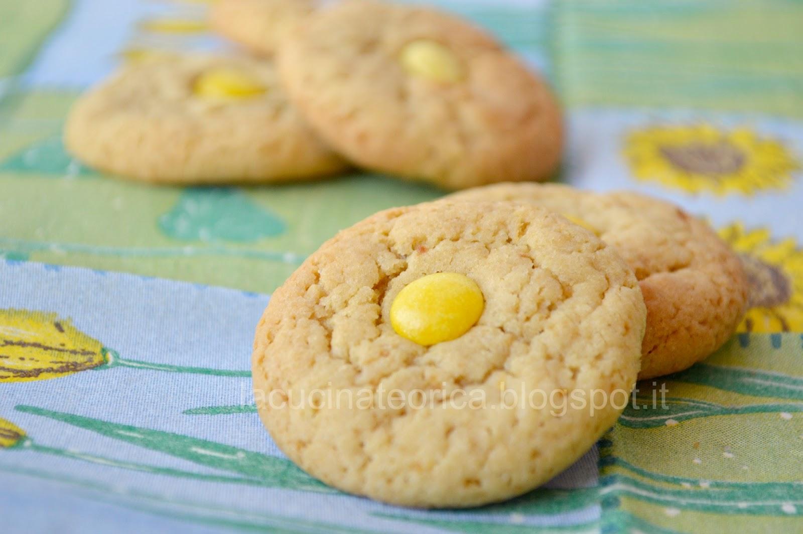 Biscotti al Profumo di Limoni di Sorrento
