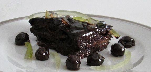 Melanzane al cioccolato