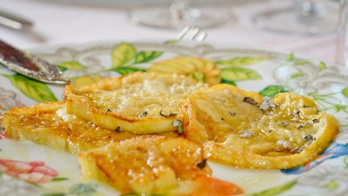 la ricetta delle melanzane in agrodolce